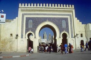 Город Марокко - Фес